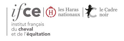 Institut Français du Cheval et de l'Equitation
